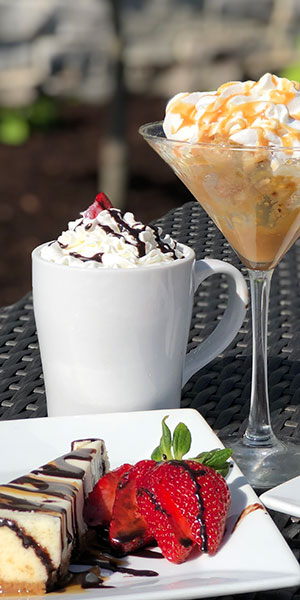Labas Latte and Vino in Monee IL Coffee Drinks and Dessert